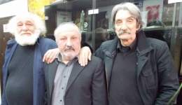 По повод 75 години Битолски народен театар-  актерите меѓу себе се почитувале и мајтапеле