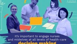 Поддршка на медицинските сестри и акушерки, денеска е Светски ден на здравјето