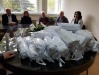 На Денот на здравството битолските пензионери со донација во Клиничката болница