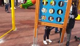 Гого Видимче-полицијата е во акција да ги открие вандалите на детскиот парк, штетите се санираат