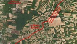 Општината  апелира корисниците на полигонот  да го користат пристапниот пат кој се поврзува со патот  преку селата Долно Оризари - Карамани