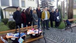 Бериќетен ЕУ проект-додека се реализраше се родија близнаци
