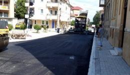 """Се асфалтира улицата """"Климент Охридски"""""""