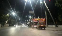 Светнаа ЛЕД светилките по битолските улици