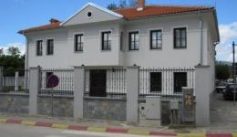 Во Спомен куќата на Татарчеви во Ресен артефакти печатени на свила  (125 години од Ресенското советување)