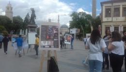 Со изложба побараа да се изгради опсерваторија на Тумбе кафе