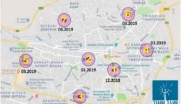 """Битолчани во април дишеле чист воздух, покажува извештајот на платформата """"Земи здив"""""""