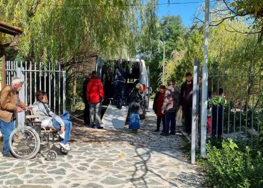 Аманет на Петровска до идниот градоначалник- возилото да остане за транспорт на лицата со попреченост, а трошоците да ги плаќа Општината