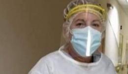 Нашата Снежана Мицкоска доби јавно благодарност од излекуваните пациенти за нејзината пожртвуваност во борбата со КОВИД-19