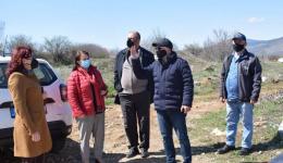 """Населбата """"Св. Атанас"""" под Брусник го решава проблемот со водоснабдувањето"""