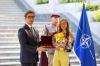 Никогаш не учев за оценка, туку за знаење, вели Марија Наумоска најдобар дипломец на Техничкиот факултет во Битола