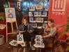 Да не ги убедуваме уметниците да станат програмери, порака на писателката Нона Марковска при промоцијата на новиот роман