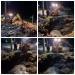 """Два големи дефекти на водоводната мрежа, екипите на """"Водовод"""" интервенираат на терен"""