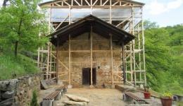 Реставрацијата на црквата во Курбиново ќе биде на врвот од приоритетите во 2021, рече  Стефоска