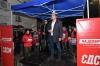 Изборните резултати даваат одлична основа за победа во втор круг, рече Кондовски во обраќањето пред СДСМ