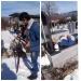 Малолетници од Ресен сквернавеле гробови и се снимале  на ТИК ТОК, полицијата ги приведе