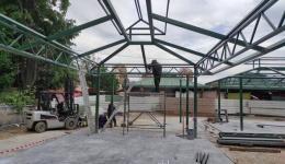 Во тек е изградбата на новите павилјони во Градскиот пазар во Битола