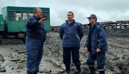 Елементарна непогода во рудниците на РЕК предизвикана од обилните врнежи дожд