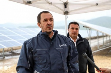Енергетската трансформација почна од Осломеј, рече Ковачевски