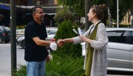 """Северџан Бајрам-добитник на наградата """"Голема ѕвезда на македонскиот филм"""""""