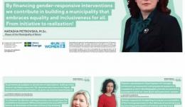 UN women ја поздрави заложбата на Општина Битола за подобрување на условите за лицата со попреченост