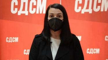 """""""Направивме сериозен исчекор во борбата против дискриминацијата"""" изјави пратеничката Костадиновска-Стојчевска"""
