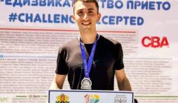 Кристиан Стојани од Битола освои шесто место на маратонот во  Бугарија